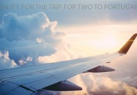 of qualifying for the trip for two to Portugal
