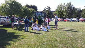 2016 Farm Safety Day. July 20 2016. Photo by Morena McDonald