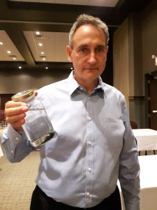 Kevin Jakubec, Water Wells First spokesman