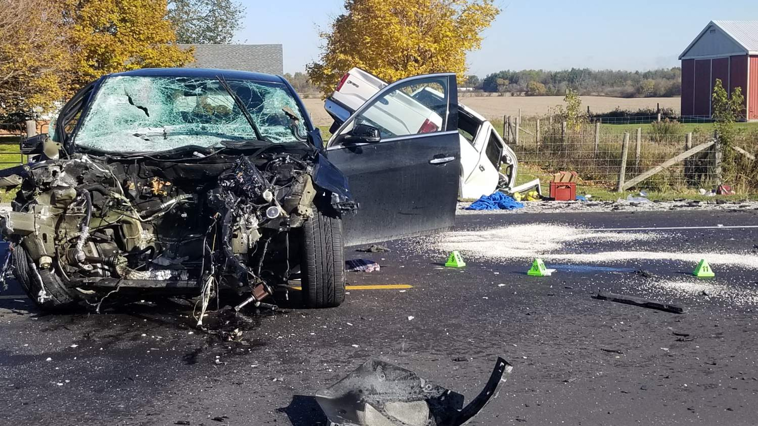 fatal crash oct 25 | 99 1 FM CKXS | Your Music Variety